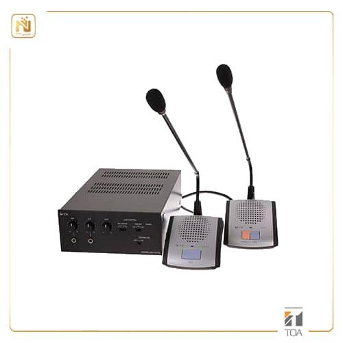 سیستم کنفرانس با سیم Ts-770