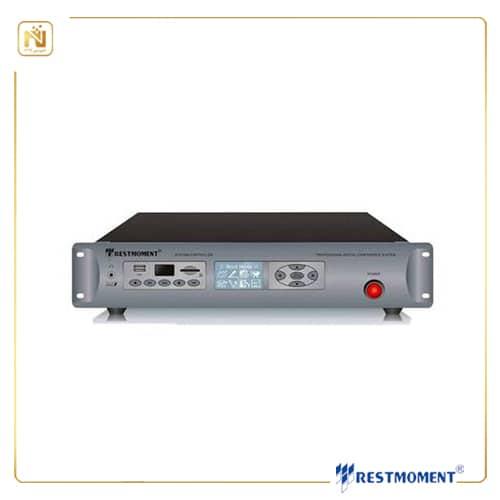 منبع تغذیه سیستم کنفرانس Restmoment سری RX-2700